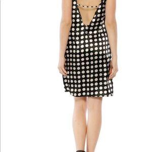 Walter Baker Effie Dot Sleeveless Dress